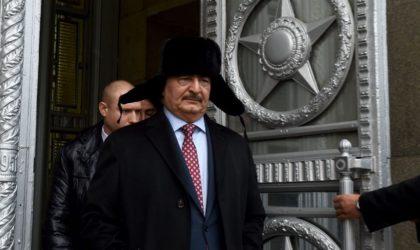 Crise libyenne : l'Ouest refuse de négocier avec Haftar