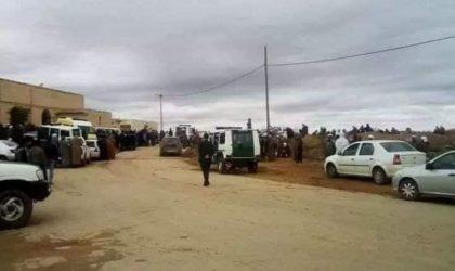 Laghouat : un muezzin tué à l'intérieur d'une mosquée