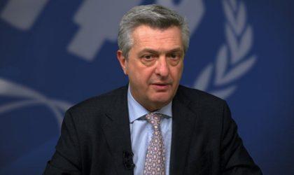 Abdelkader Messahel s'entretient à Genève avec le Haut-commissaire pour les réfugiés