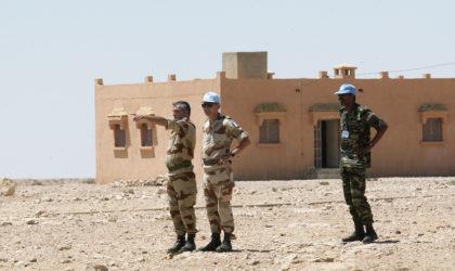 Sahara Occidental : la France a entravé la mission de la MINURSO