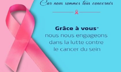 Condor Group lance la campagne «Octobre Rose»