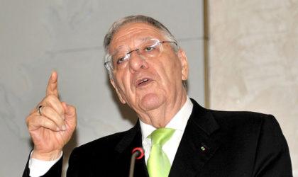 Djamel Ould-Abbès éjecté du secrétariat général du FLN