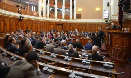 Le FFS suspend toutes ses activités aux deux Chambres du Parlement