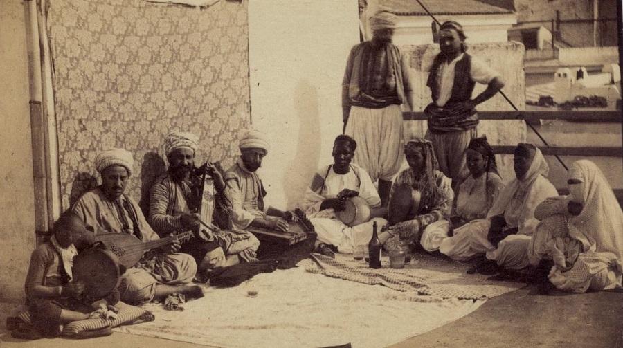 patrimoine algérien