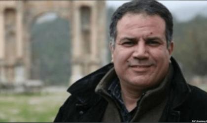 Des journalistes rassemblés à Alger pour exiger la libération immédiate de Saïd Chitour