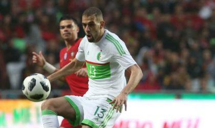 CAN-2019 : Slimani forfait même pour le match «retour» contre le Bénin