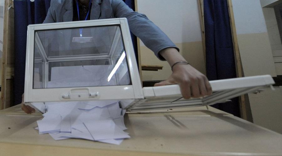 Opération de vote