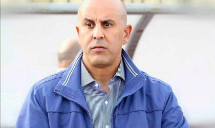 DRB Tadjenanet : Bougherara donne son accord pour diriger la barre technique