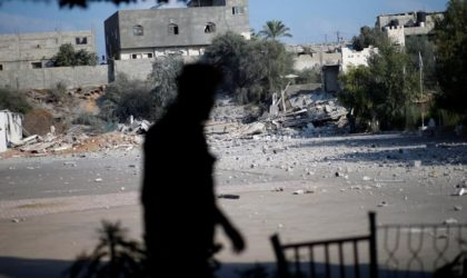 Ghaza : les groupes palestiniens annoncent un cessez-le-feu avec Israël