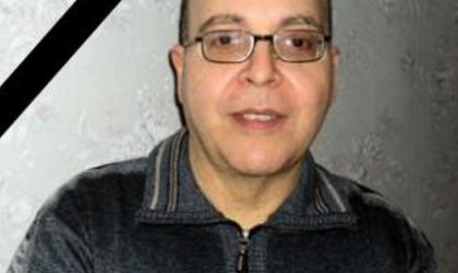 L'écrivain et linguiste Mohand Akli Hadadou nous quitte