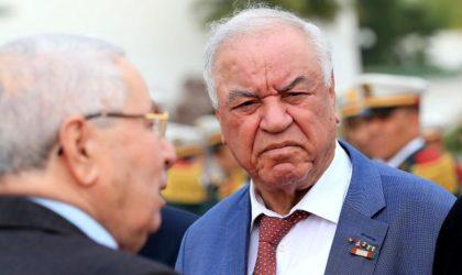 Abdelkader Hadjar peut-il succéder à Djamel Ould-Abbès à la tête du FLN ?