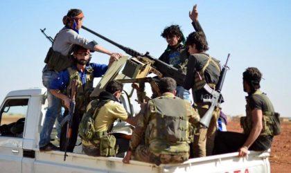 Que faisaient les éléments d'une faction armée syrienne à Tamanrasset ?