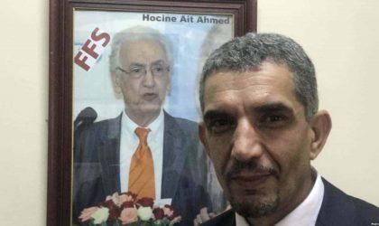 Le FFS se penche sur la situation «inquiétante» des droits de l'Homme en Algérie