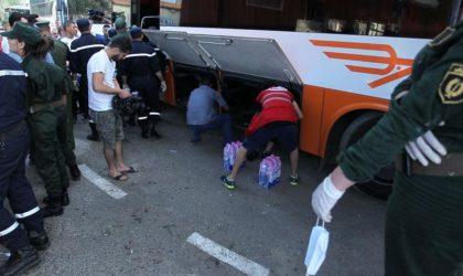 Les expulsions des migrants ont coûté 20 millions de dollars à l'Algérie