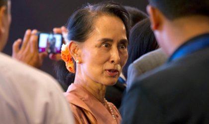 Drame des Rohingyas : Amnesty retire un prix à Aung San Suu Kyi