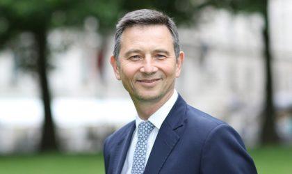 L'ambassadeur britannique salue l'appel de l'Algérie à la réactivation de l'UMA