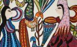 L'artiste peintre algérienne qui impressionna le monde