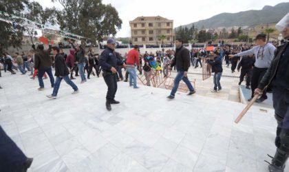 La marche pour la libération des détenus d'opinion réprimée à Béjaïa
