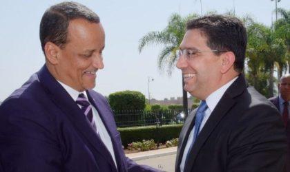 Bourita dépêché à Nouakchott pour empêcher un rapprochement avec Alger