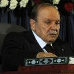Bouteflika serment