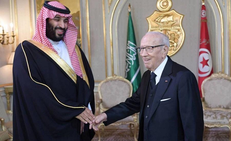décoré, Essebsi