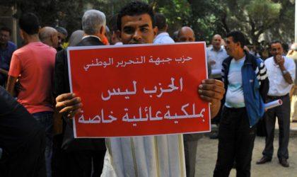 Le président Bouteflika va-t-il intervenir pour sortir le FLN de l'impasse ?