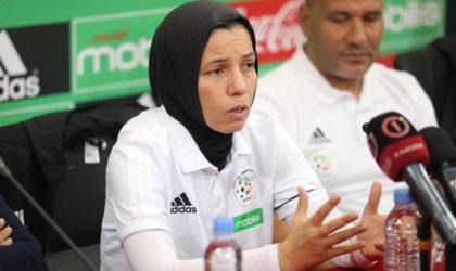 Radia Fertoul : «Notre préparation a commencé assez tard»