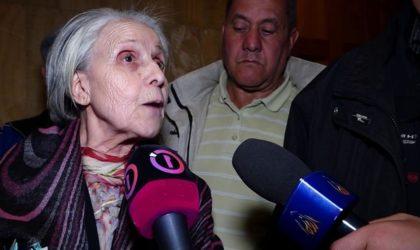 La sœur de Larbi Ben M'hidi : «La France doit lever sa tutelle sur l'Algérie»