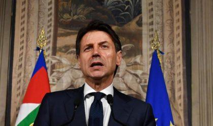 Le président du Conseil des ministres italien en visite en Algérie