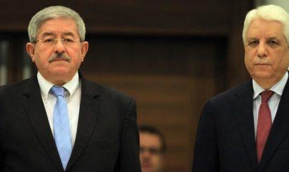 Tayeb Louh clache Ahmed Ouyahia : le gouvernement au bord de l'implosion ?