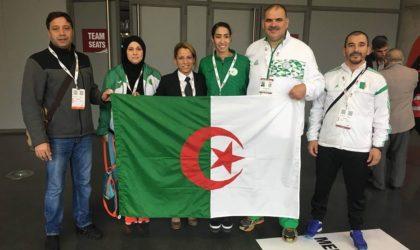 Mondiaux de karaté : l'Algérienne Lamya Matoub en bronze