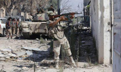 Libye : 12 éléments de l'EI tués par l'armée après une attaque meurtrière
