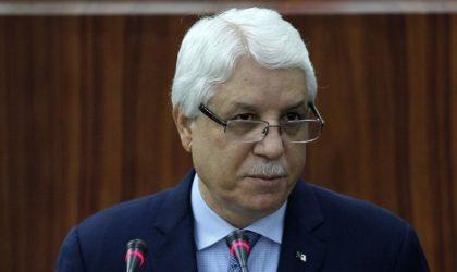 Des sources informées : «Louh ne visait pas Ouyahia dans son discours à Oran»