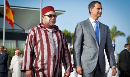 L'Espagne interdit une rencontre à Madrid pour consoler Mohammed VI