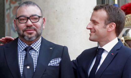 La France, le Qatar et les Emirats servent de porte-voix au Makhzen
