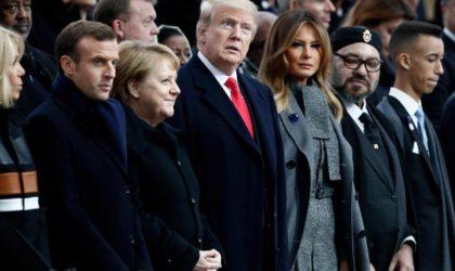 Mohammed VI s'endort lors du discours de Macron : les Marocains dubitatifs