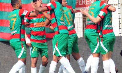 Ooredoo encourage le MCA à la veille du 8e de finale de la Coupe arabe