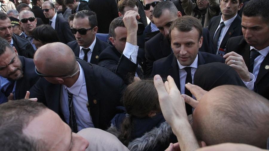Macron Daoud
