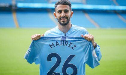 Ligue des champions (4e journée) : Mahrez nominé pour le joueur de la semaine (UEFA)