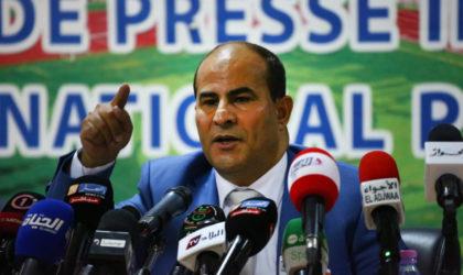 Abdelkrim Medouar : «La décision de rependre ou non la compétition relève des autorités sanitaires»
