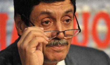 Zitouni : «Il est inconcevable de donner le statut de moudjahid en 2018 !»