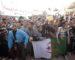 Imposante manifestation à Ouargla pour réclamer de meilleures conditions de vie