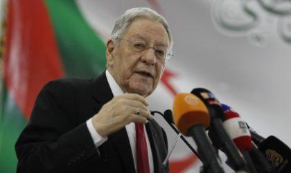 Ould-Abbès : «L'élection de Bouchareb à l'APN correspond au discours de Bouteflika à Sétif»