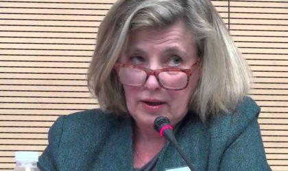La gauche européenne exige l'éviction de la lobbyiste du Makhzen Patricia Lalonde