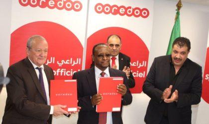 Ooredoo sponsorise le Mouloudia club oranais