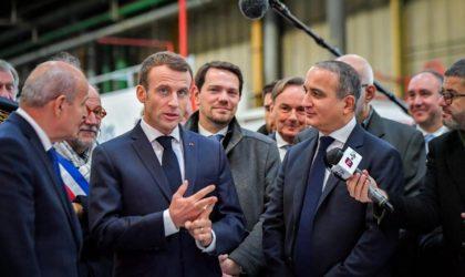 Rebrab : «Voilà pourquoi j'ai lancé mon projet en France et pas en Algérie»