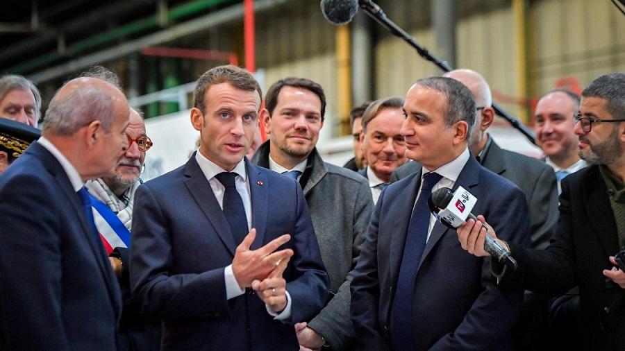 Rebrab Voila Pourquoi J Ai Lance Mon Projet En France Et Pas En Algerie Algerie Patriotique