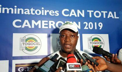 Togo-Algérie : les préparatifs avancent, les billets en vente vendredi