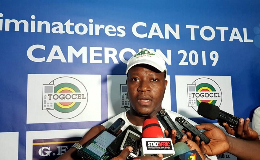 Togo-Algérie
