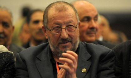 Sidi-Saïd prédit : «Le peuple plébiscitera le président Bouteflika en 2019»